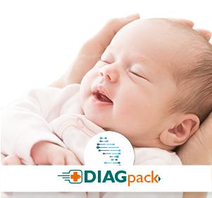 e-PAKIET WYSYŁKOWY - Badanie przesiewowe noworodków w kierunku SMA (rdzeniowego zaniku mięśni)